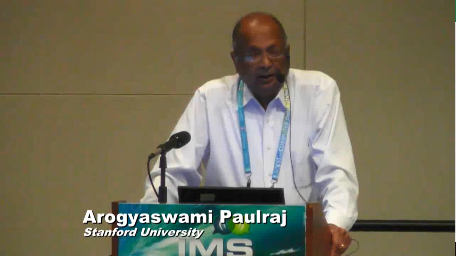 Keynote: Emerging Research Tracks in Massive MIMO