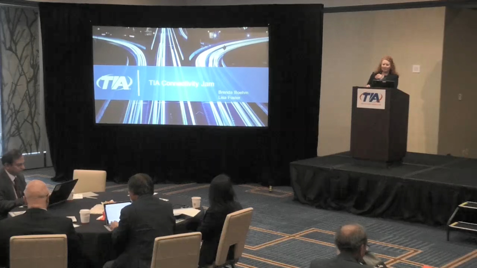Intro to the 5G Summit at the TIA Connectivity Jam
