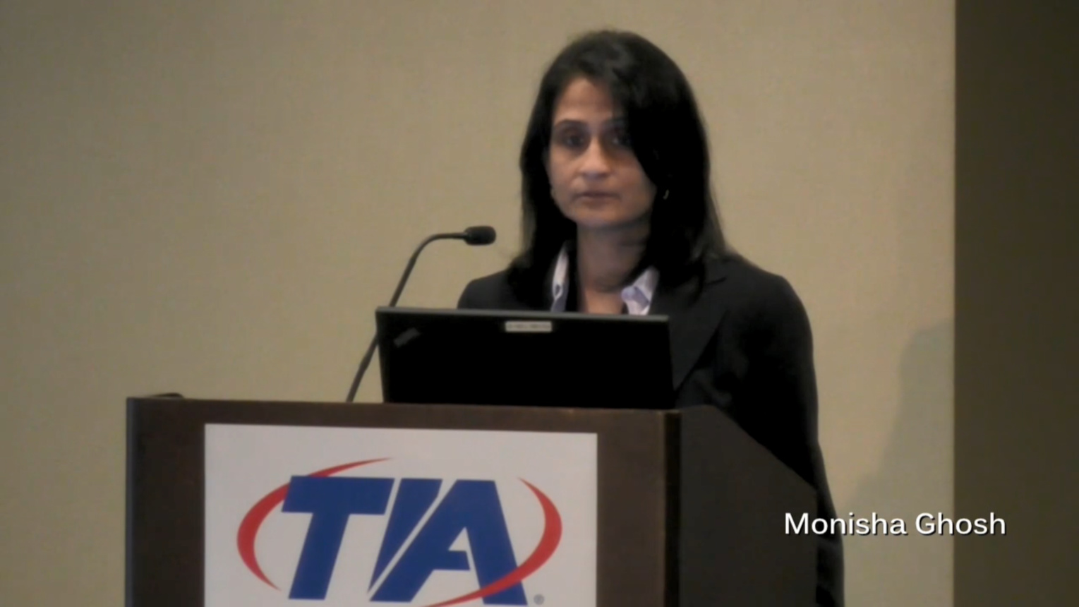 Thoreau: An Experimental, Low-Power Wireless Underground Sensor Network for Soil Sensing and Agriculture - Prof. Monisha Ghosh, University of Chicago