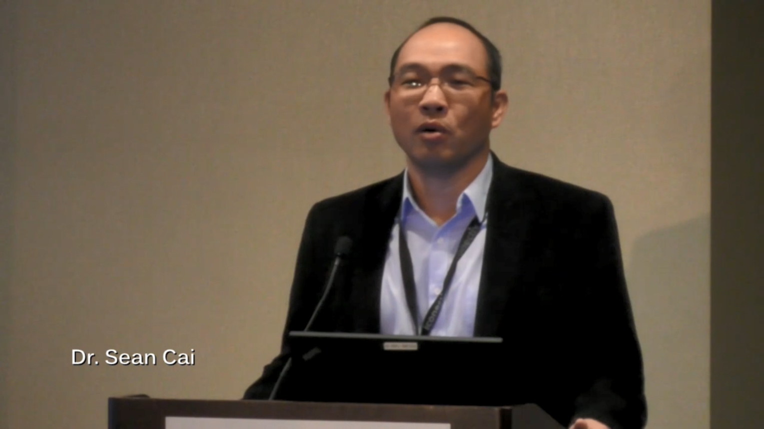 5G Development for Digital Transformation - Dr. Sean Cai, ZTE