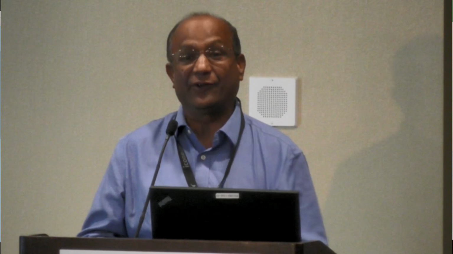 A Hyper Connected World & Society – Evolution to 5G - Dr. Sukant Mohapatra, Ericsson