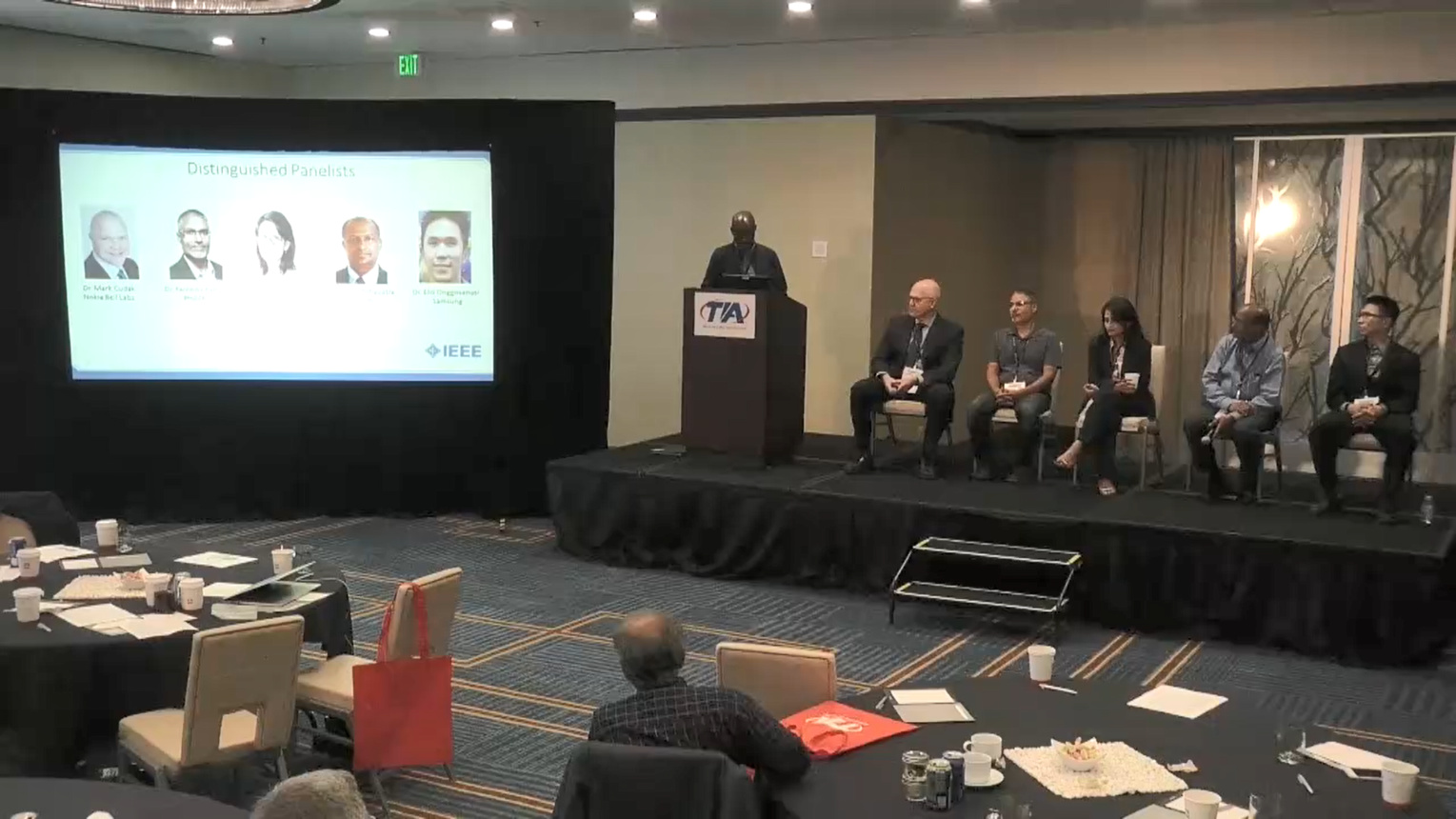 Round Table: Making 5G a Reality – Issues and Challenges