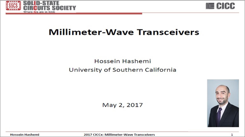 Millimeter-Wave Transceivers Video