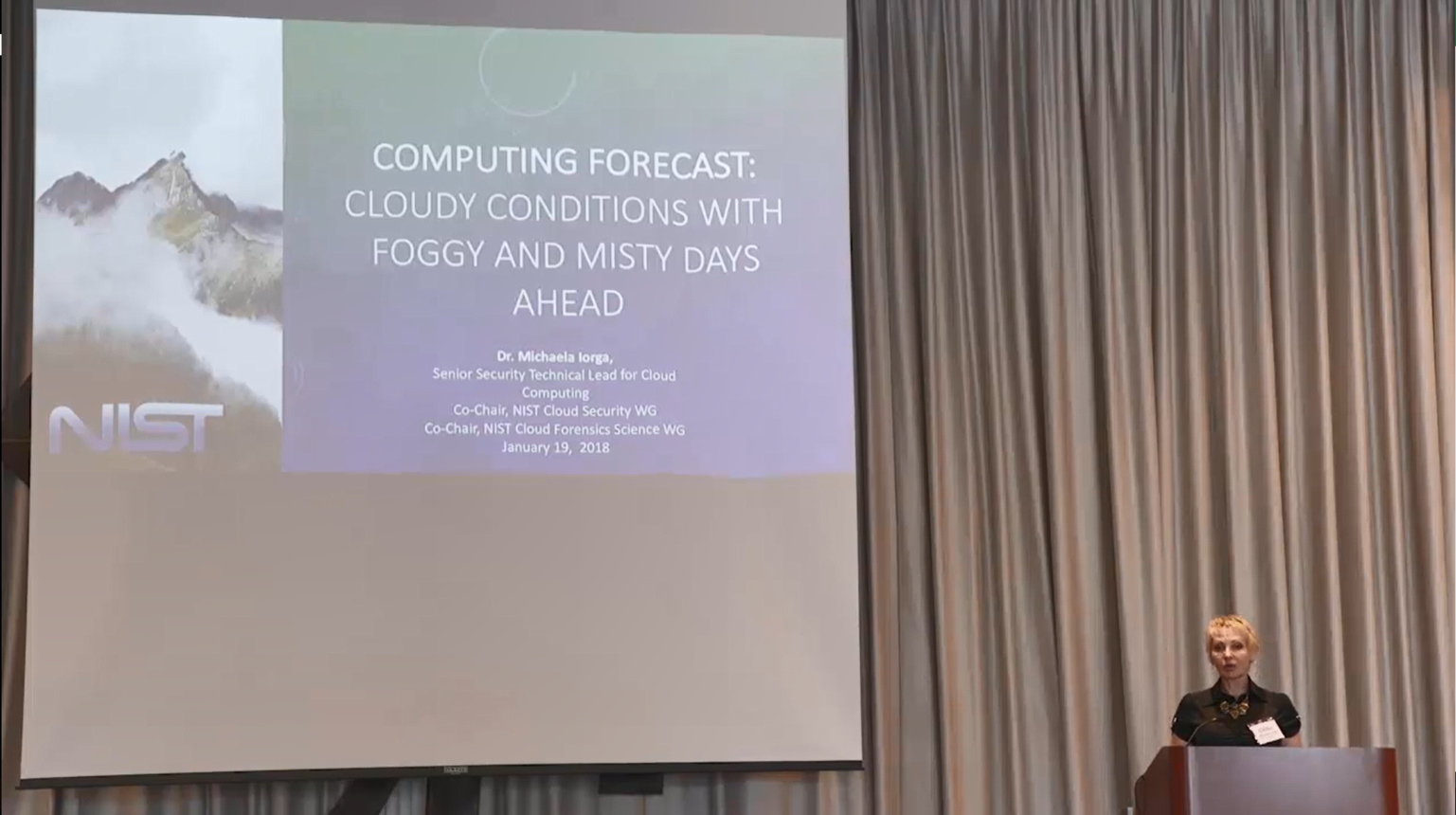 Computing Forecast: Cloudy Conditions with Foggy and Misty Days Ahead