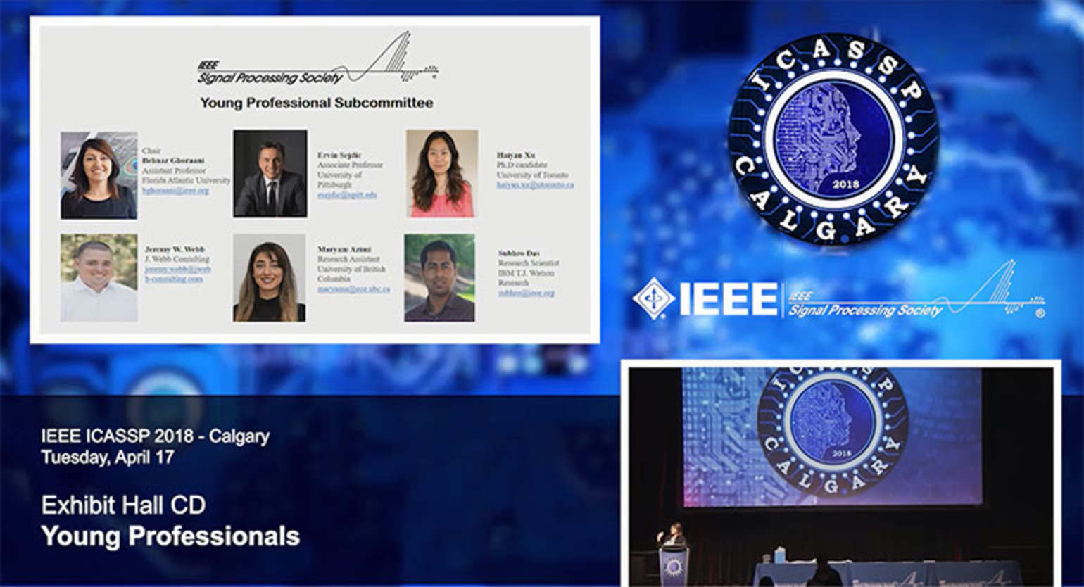 IEEE SPS Young Professionals