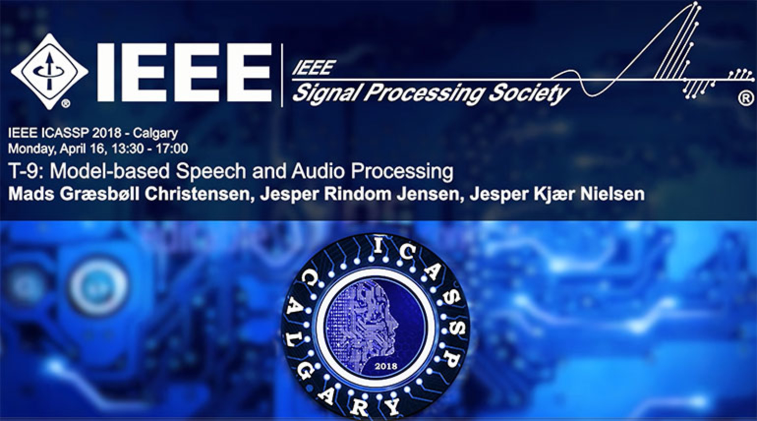 Tutorial 9 – Model-Based Speech and Audio Processing