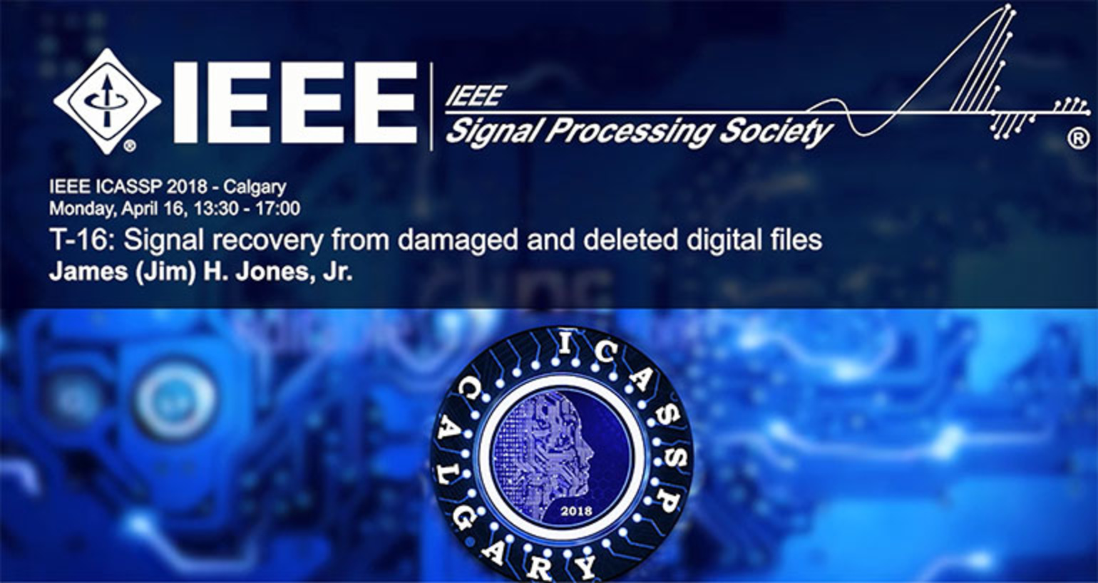Tutorial 16 – Signal Recovery from Damaged and Deleted Digital Files