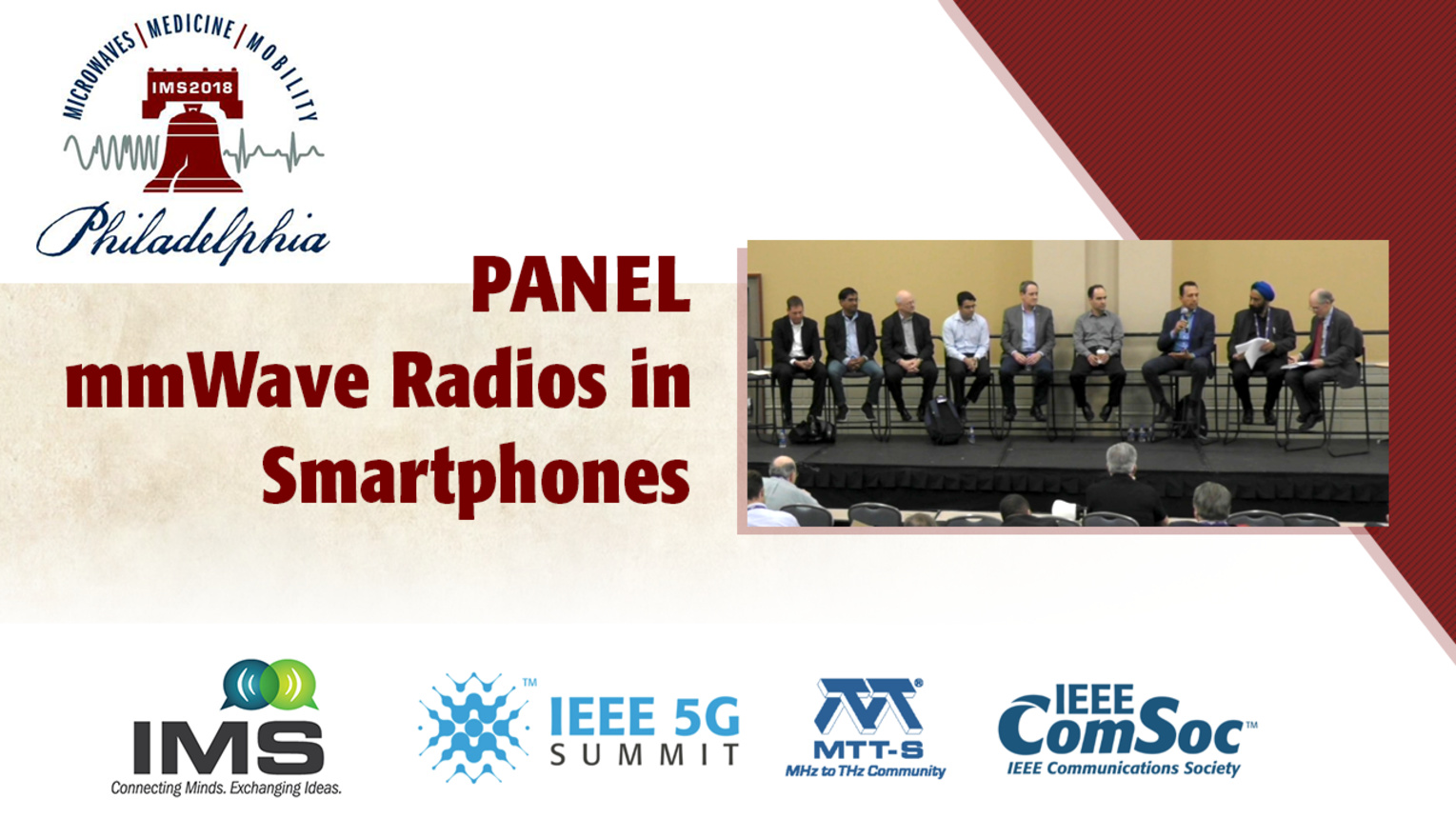 mmWave Radios in Smartphones: What they will look like in 2, 5 and 10 years