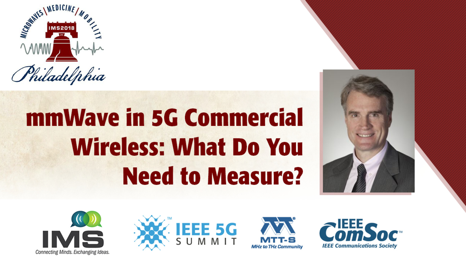 'mmWave in 5G Commercial Wireless: What Do You Need to Measure?'