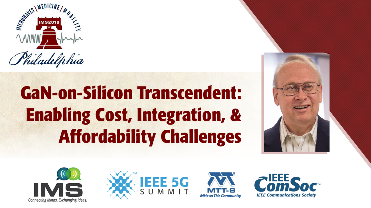 'GaN-on-Silicon Transcendent – Enabling The Cost, Integration, and Affordability Challenges to Make 5G a Reality'