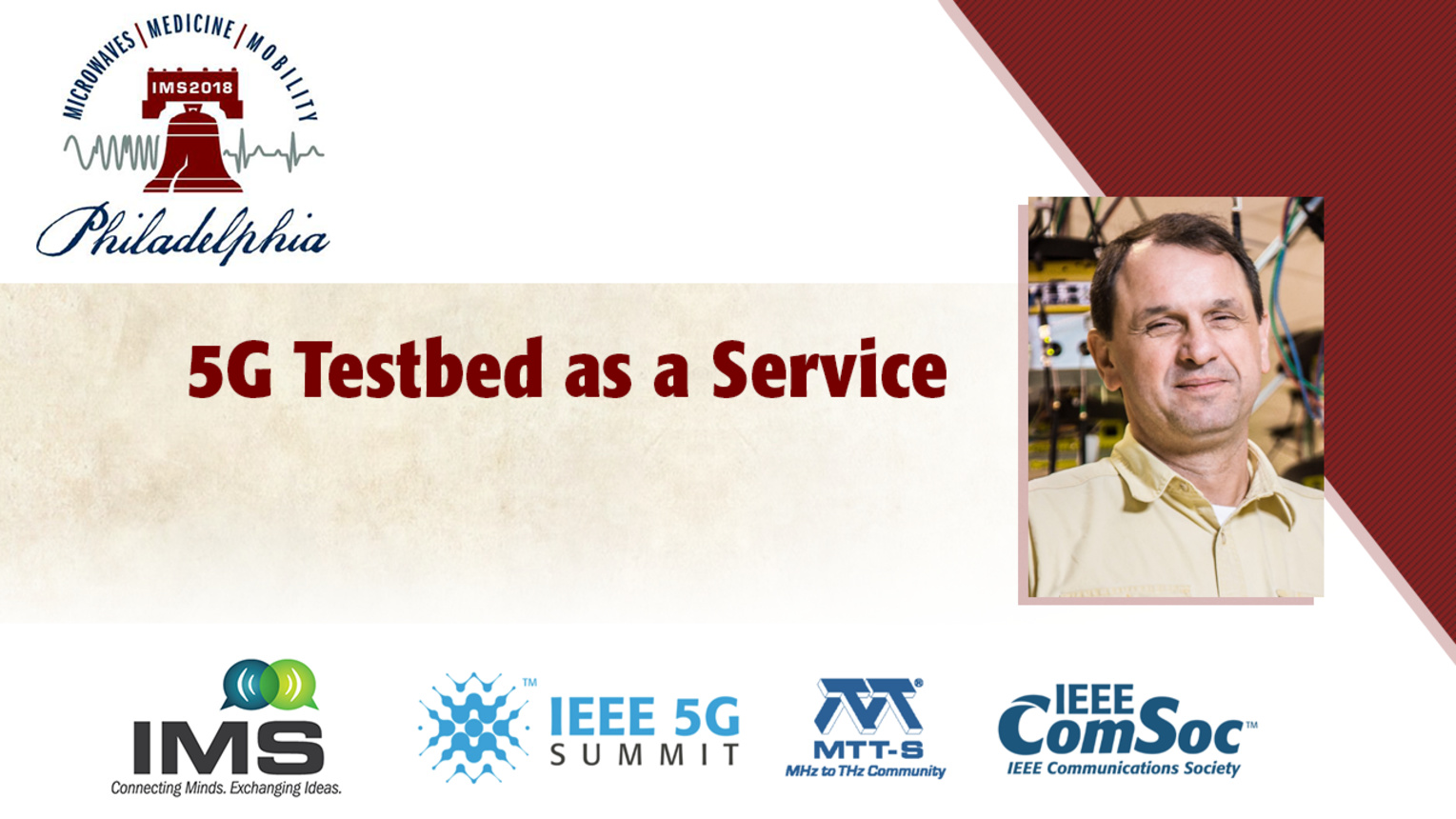 '5G testbed as Service'