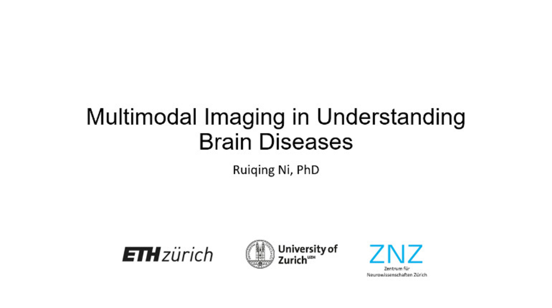 IEEE Brain: Multimodal Imaging in Understanding Brain Diseases
