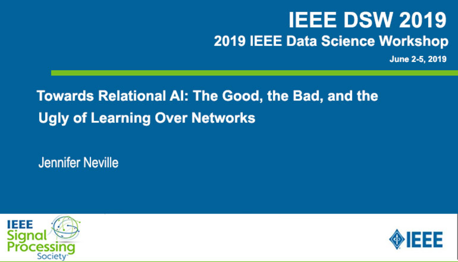 Towards Relational AI: The Good, the Bad, and the Ugly of Learning Over Networks