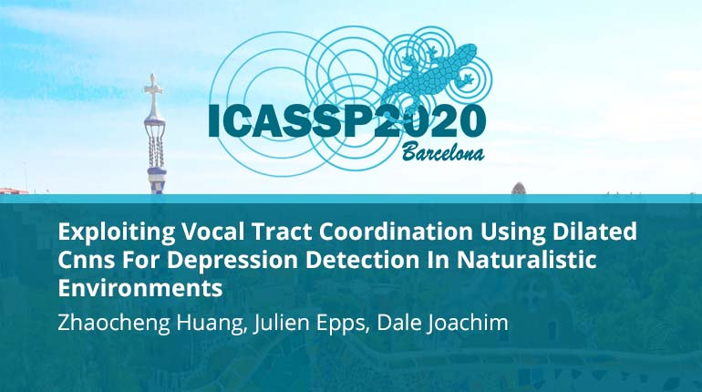 Exploiting Vocal Tract Coordination Using Dilated Cnns For Depression Detection In Naturalistic Environments