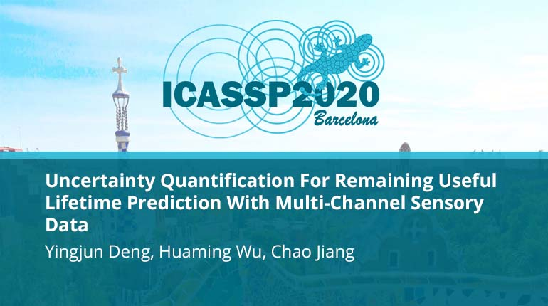 Uncertainty Quantification For Remaining Useful Lifetime Prediction With Multi-Channel Sensory Data