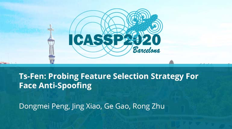 Ts-Fen: Probing Feature Selection Strategy For Face Anti-Spoofing