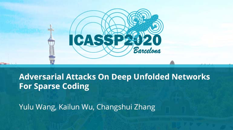 Adversarial Attacks On Deep Unfolded Networks For Sparse Coding