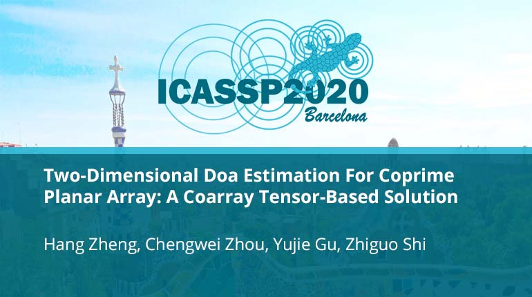 Two-Dimensional Doa Estimation For Coprime Planar Array: A Coarray Tensor-Based Solution