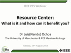 PES Resource Center - What is It and How Can it Be
