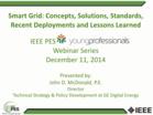 PES Smart Grid Concepts