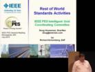 TuesAM 2 Rest of World Standards Activities