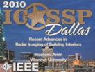ICASSP 2010 - Radar Imaging of Building Interiors