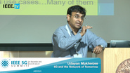 Silicon Valley 5G Summit 2015 - Udayan Mukherjee - 5G and the Network of Tomorrow