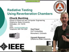 EMC - Chuck Bunting - Radiative EMC Testing Using Reverberation Chambers