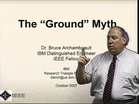 EMC - Bruce Archambeault - The 'Ground' Myth