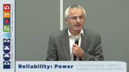 ECCE 2015 Design for Reliability of Power Electronic Systems with Frede Blaabjerg (Part 1)