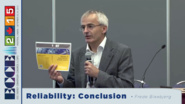 ECCE 2015 Design for Reliability of Power Electronic Systems: Research Opportunities for Reliability Improvement with Frede Blaabjerg (Part 4)