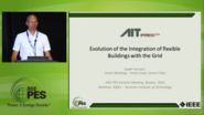 Smart Buildings, Smart Load, Smart Cities - Evolution of the Integration of flexible Buildings with the Grid (Video)