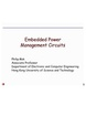 Embedded Power Management Circuits