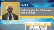 Technologies for 5G course, Part 1