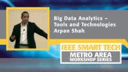 Big Data Analytics - Tools and Technologies