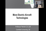 More Electric Aircraft Technologies