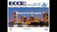 Shipboard DC Microgrids Part I