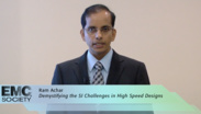 EMC - Ram Achar - Demystifying the Signal Integrity Challenges in High-Speed Designs