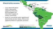 Smart Grids in Latin America