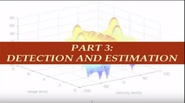 Fundamental Concepts in Radar Signal Processing - Part 3
