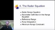 Radar System Performance Modeling Part 3