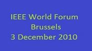IEEE Smart Grid World Forum - Monique Goyens