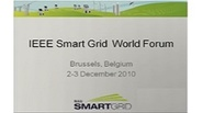 IEEE Smart Grid World Forum - Claude Turmes