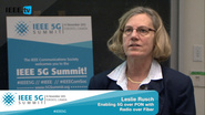 Toronto 5G Summit - 2015 - Leslie A. Rusch - Enabling 5G over PON with Radio over Fiberd