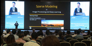 ICIP 2017 - Plenary: Sparse Modeling in Image Processing and Deep Learning