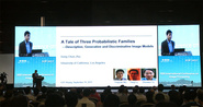 ICIP 2017 - Plenary: A Tale of Three Families: Descriptive, Generative and Discriminative Models