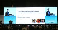 ICIP 2017 - Plenary: A Tale of Three Families: Descriptive, Generative and Discriminative Models