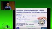 2017 PES GM Tutorial - Distribution Automation/Management Systems  - Part 3