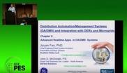 2017 PES GM Tutorial - Distribution Automation/Management Systems  - Part 4