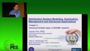 2017 PES GM Tutorial - Distribution Automation/Management Systems  - Part 5